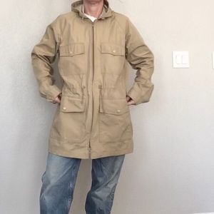 Vtg Tan SEARS Fieldmaster Jacket sz X-Tall L
